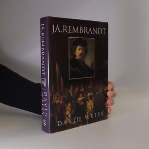 náhled knihy - Já, Rembrant