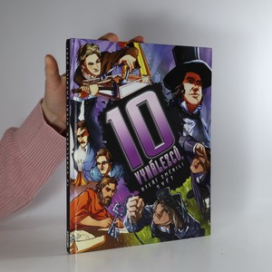 náhled knihy - 10 vynálezců, kteří změnili svět