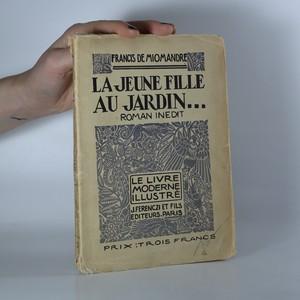 náhled knihy - La jeune fille au jardin