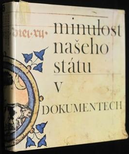 náhled knihy - Minulost našeho státu v dokumentech