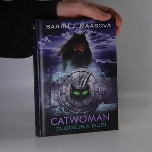 náhled knihy - Catwoman. Zlodějka duší