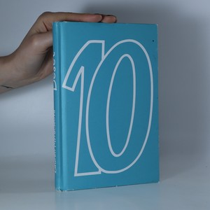 náhled knihy - Deset. Neobyčejný deník obyčejné holky