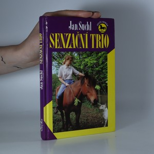 náhled knihy - Senzační trio