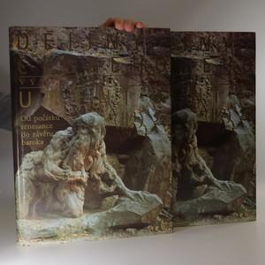 náhled knihy - Dějiny českého výtvarného umění II (ve dvou svazcích)
