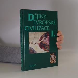 náhled knihy - Dějiny evropské civilizace I.