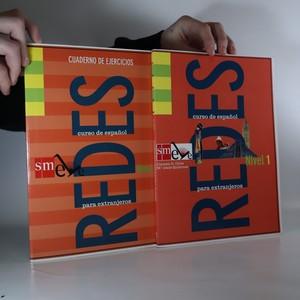 náhled knihy - Redes Nivel 1. Cuaderno de Ejercicios. Curso de español. Učebnice a pracovní sešit (2 svazky)