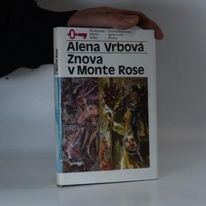 náhled knihy - Znova v Monte Rose