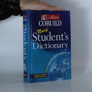 náhled knihy - Nový student's dictionary