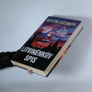 antikvární kniha Litviněnkův spis, 2008