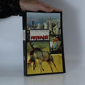 náhled knihy - Americké putování