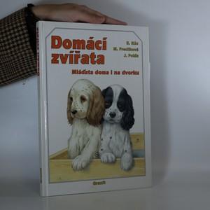 náhled knihy - Domácí zvířata. Mláďata doma i na dvorku