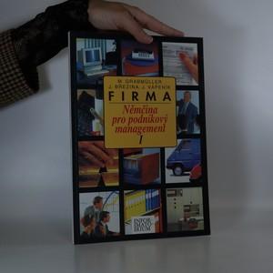náhled knihy - Němčina pro podnikový management. 1. díl