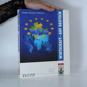 náhled knihy - Wirtschaft-auf deutsch