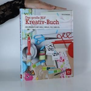 náhled knihy - Das große BLV Kreativ-Buch