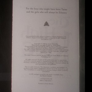antikvární kniha The High King, 2006