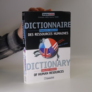 náhled knihy - Dictionary Of Human Resources. English/French