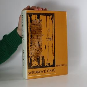 náhled knihy - Svědkové časů