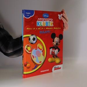 náhled knihy - Mickeyho klubík. Tvary