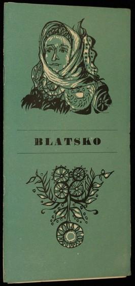 náhled knihy - Blatsko