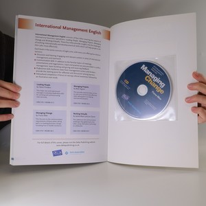 antikvární kniha International management English. Managing change, 2013