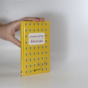 náhled knihy - Aforismi : indovinelli, profezie, favole, facezie e scritti artistici