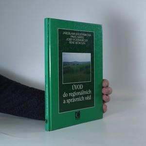 náhled knihy - Úvod do regionálních a správních věd