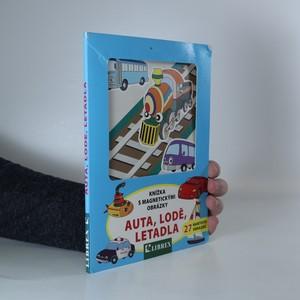 náhled knihy - Auta, lodě, letadla (pouze 2 magnety)