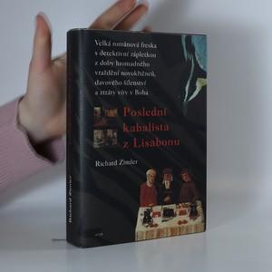 náhled knihy - Poslední kabalista z Lisabonu
