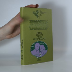 náhled knihy - Anna Prédaillová (slovensky)