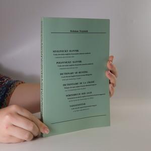 náhled knihy - Myslivecký slovník