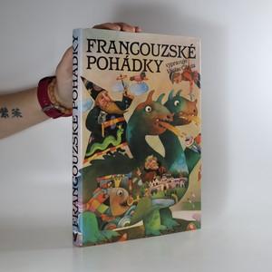 náhled knihy - Francouzské pohádky vypravuje Václav Cibula