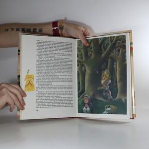 antikvární kniha Francouzské pohádky vypravuje Václav Cibula, 1991