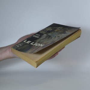 antikvární kniha Le lion, neuveden