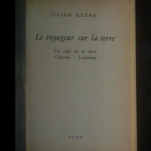 antikvární kniha Le voyageur sur la terre, neuveden