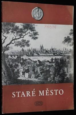 náhled knihy - Staré Město