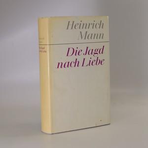 náhled knihy - Die Jagd nach Liebe
