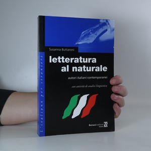 náhled knihy - Letteratura al naturale