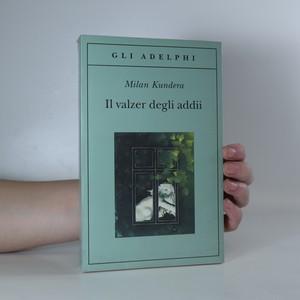 náhled knihy - Il valzer degli addii