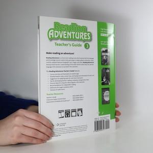 antikvární kniha Reading adventures. Teacher's Guide 3, neuveden