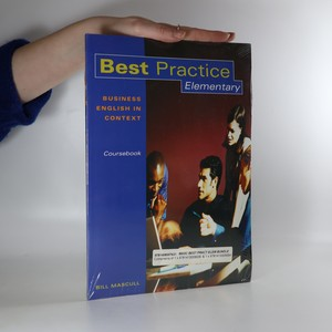 náhled knihy - Best Practice. Elementary. Business English in Context. Coursebook (zabalená)