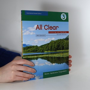 náhled knihy - All Clear 3. Listening and Speaking