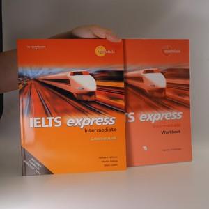 náhled knihy - IELTS express. Intermediate. Coursebook and Workbook (původní obal). (Dva svazky)