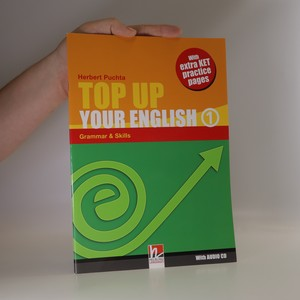 náhled knihy - Top Up Your English 1 (včetně CD)