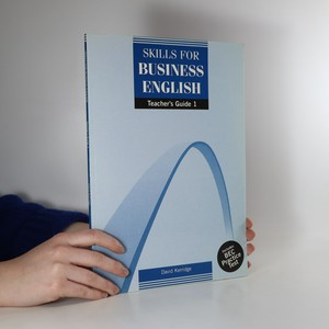náhled knihy - Skills for business English. Teacher's guide 1