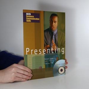 náhled knihy - Presenting :pre-intermediate-intermediate (včetně CD)