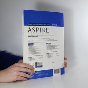antikvární kniha Aspire. Upper Intermediate Teacher's Book, neuveden