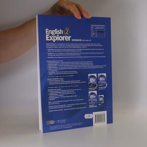 antikvární kniha English Explorer Workbook 2, 2015