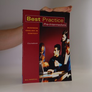 náhled knihy - Best practice. Coursebook. Business English in context. Pre-intermediate