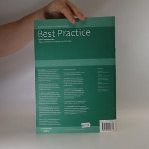 antikvární kniha Best practice upper intermediate. Workbook, 2008