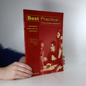 náhled knihy - Best practice. Teacher's resource book : business English in context : pre-intermediate